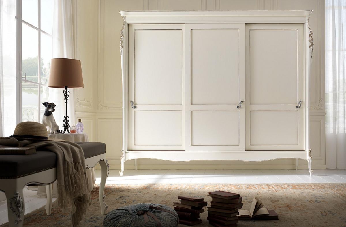 Arredamento zona notte in stile classico - Dane mobili