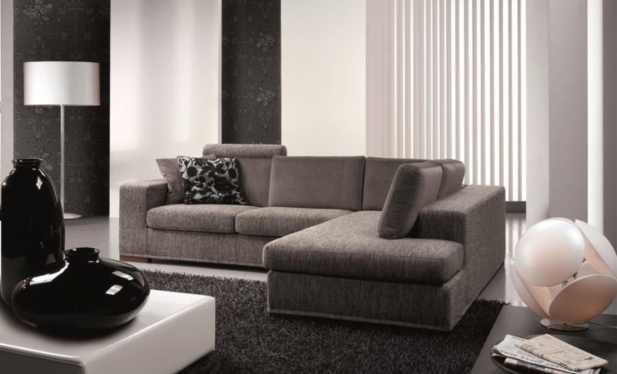Salotti in stile moderno dane mobili - Mobili stile moderno ...