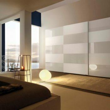 Arredamento zona notte in stile moderno dane mobili for Arredamento zona notte