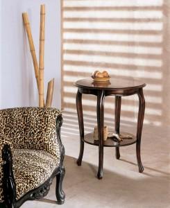 complementi d'arredo in stile classico - dane mobili - Tavolini Da Salotto Rotondi Classici