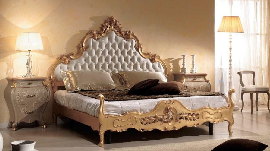 Decorazioni pareti camera da letto - Mobili in stile barocco ...