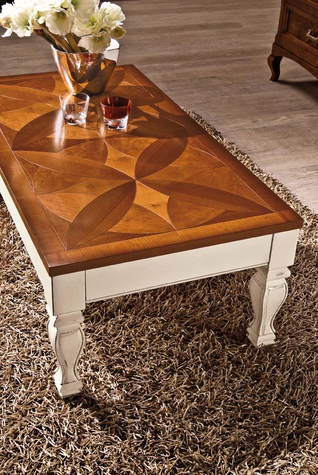 Complementi d 39 arredo in stile classico dane mobili for Tavolini arredo