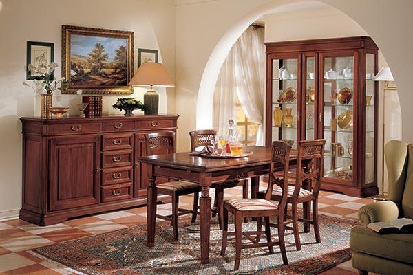 mobili in stile classico dane mobili