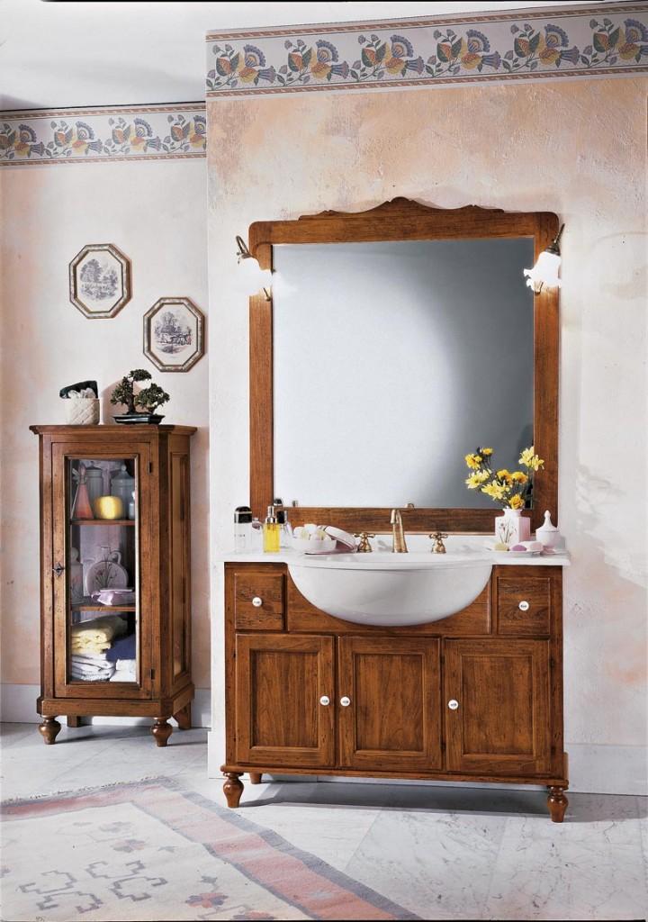 Bagni in stile classico dane mobili - Mobile bagno stile classico ...