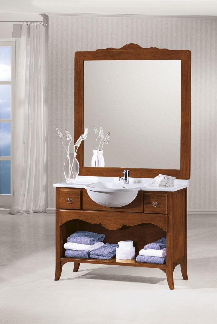 Bagni in stile classico dane mobili - Mobili classici bagno ...