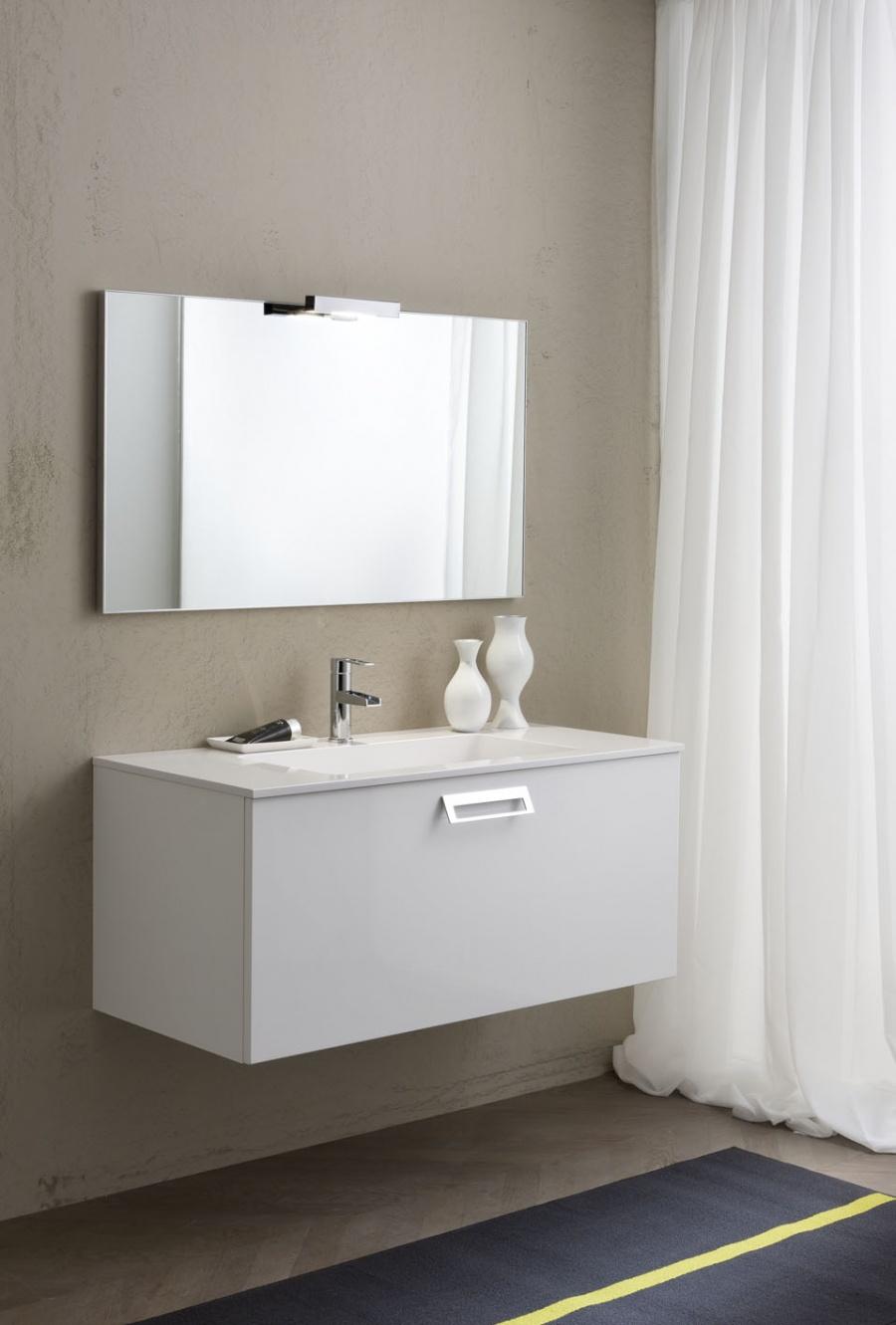 Bagni in stile moderno dane mobili - Mobili stile moderno contemporaneo ...