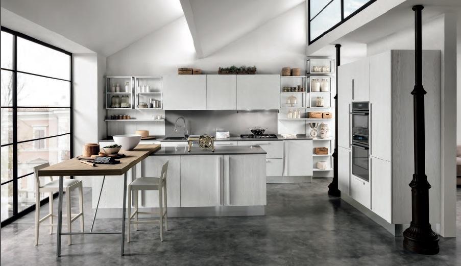 Cucine In Stile Moderno Dane Mobili