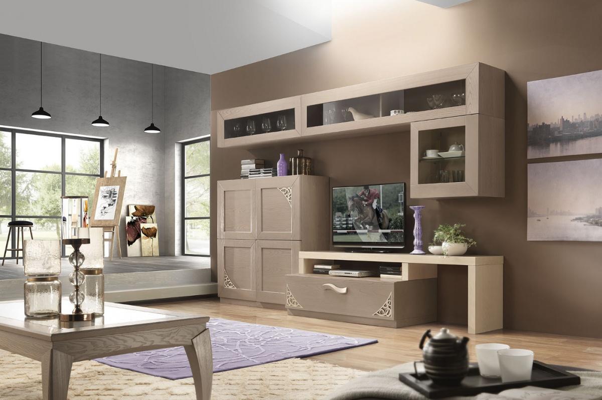 Arredamento zona giorno in stile moderno dane mobili for Mobili zona giorno