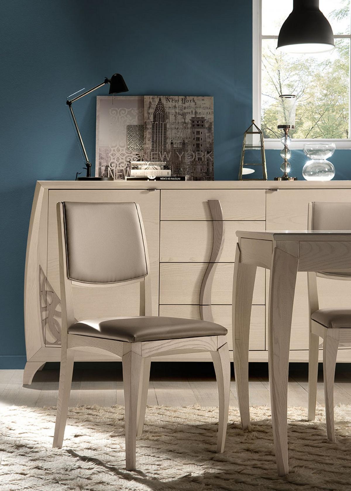 Tavoli e sedie in stile moderno dane mobili for Mobili contemporanei moderni
