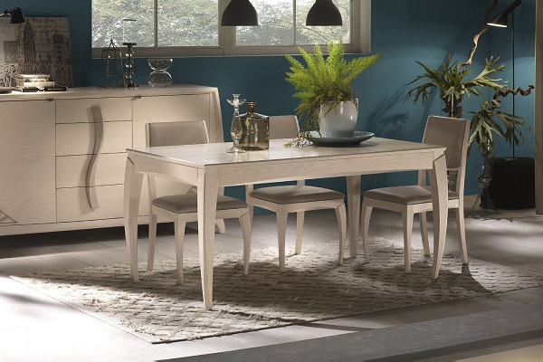 Mobili in stile moderno dane mobili - Deco mobili tavoli e sedie ...