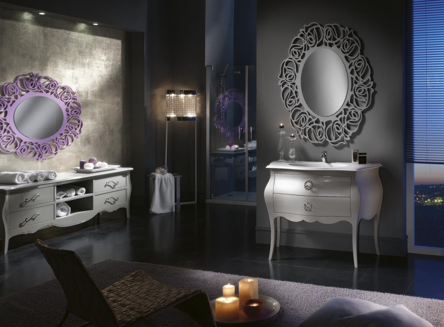 Bagni in stile classico - Dane mobili