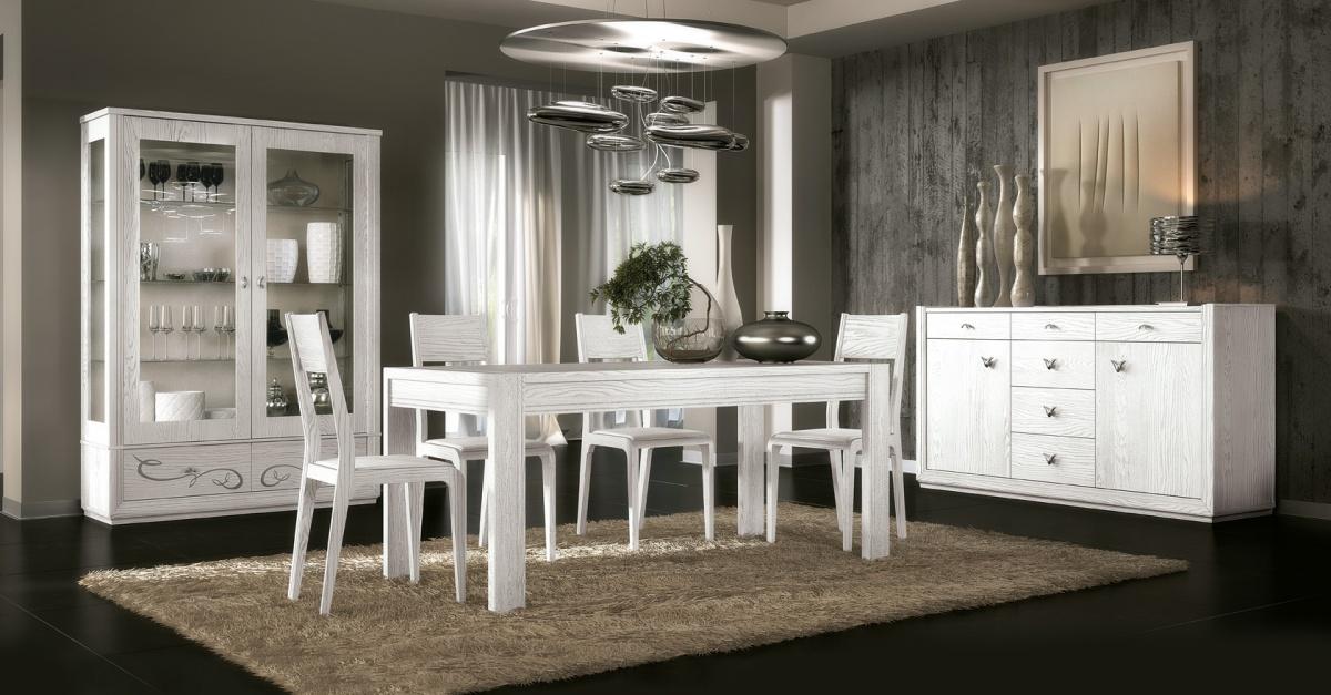 Tavoli e sedie in stile moderno Dane Mobili