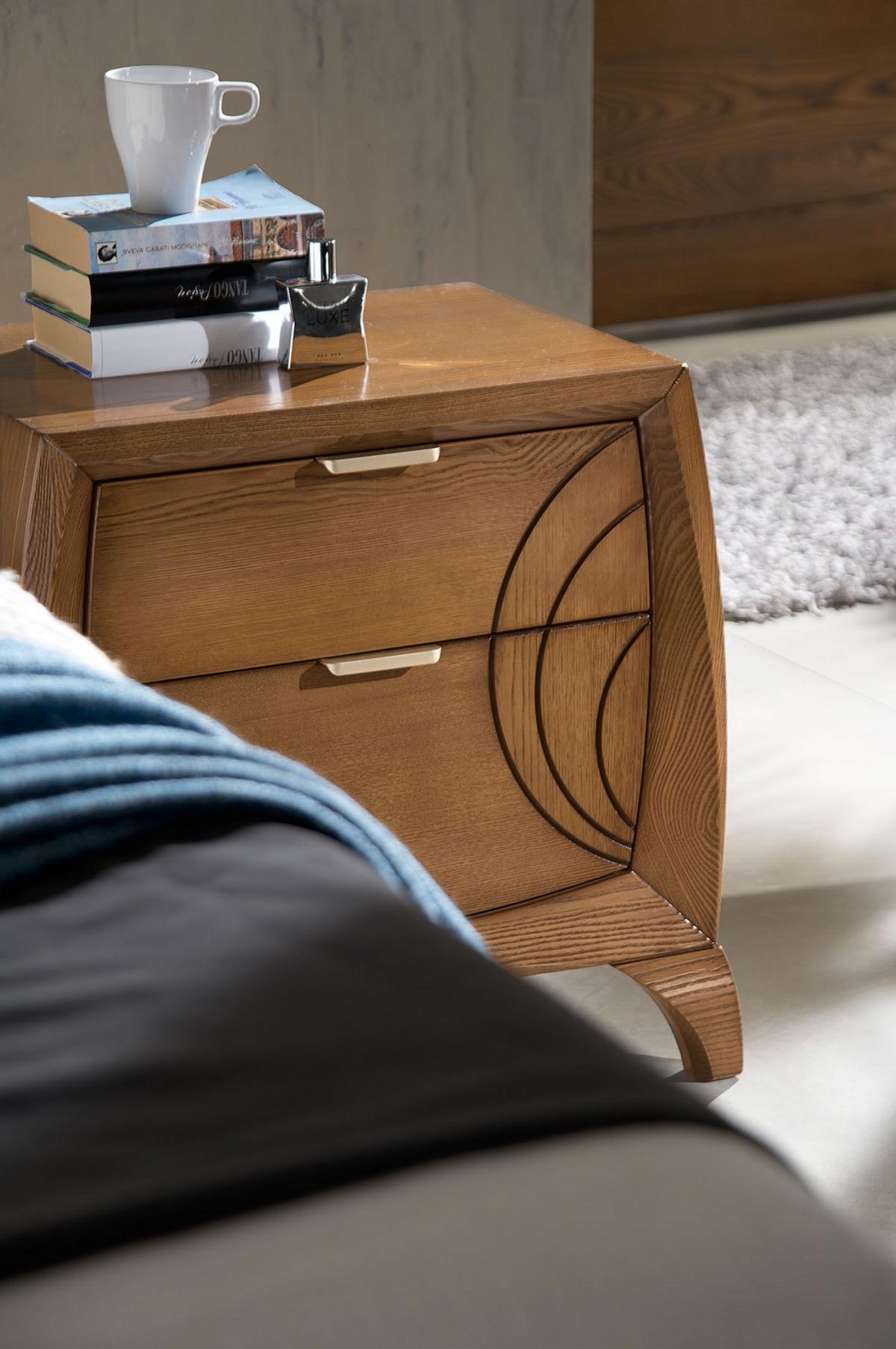 Arredamento zona notte in stile moderno dane mobili for Stile moderno arredamento
